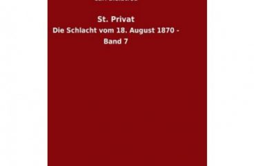 St. Privat Hardcover
