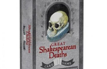 Great Shakespearean Deaths Card Game Other